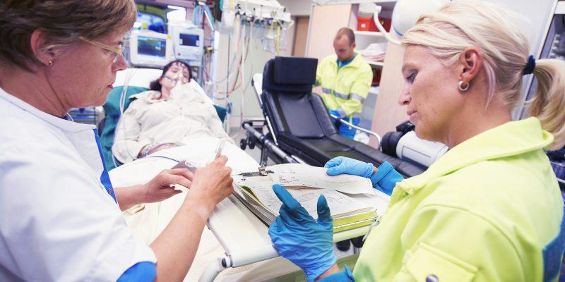 ambulanceverpleegkundige